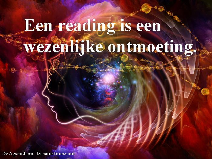 een reading is